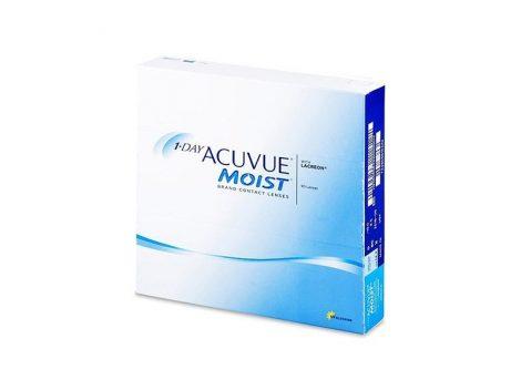 1 Day Acuvue Moist (90 lentile)