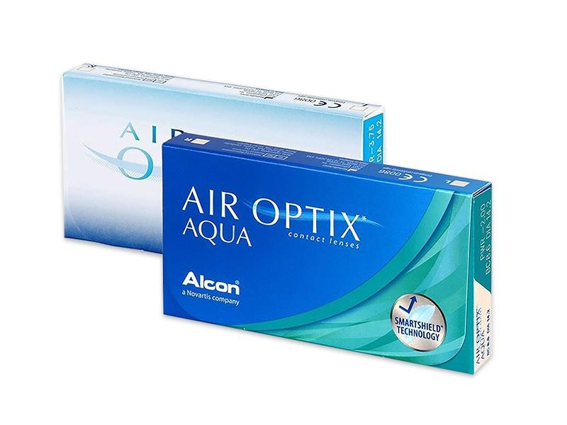 Air Optix Aqua (6 lentile)