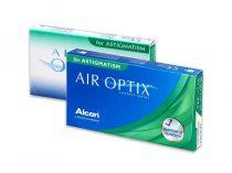 Air Optix pentru Astigmatism (6 lentile)