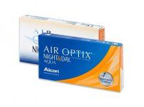 Air Optix Night & Day Aqua (3 lentile)