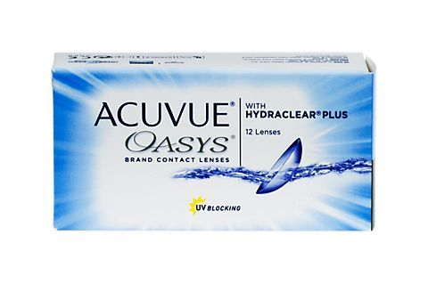 Acuvue Oasys with Hydraclear Plus (12 lentile)