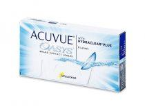 Acuvue Oasys cu Hydraclear Plus (6 lentile)