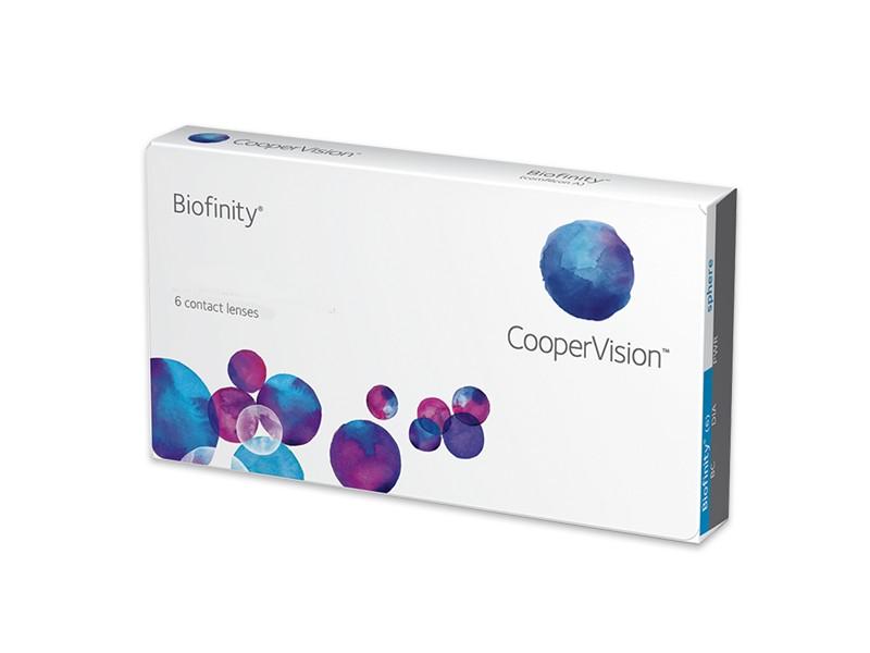 Biofinity (6 lentile)