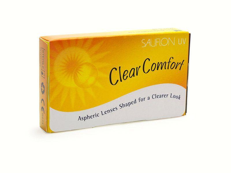 Clear Comfort (3 lentile)