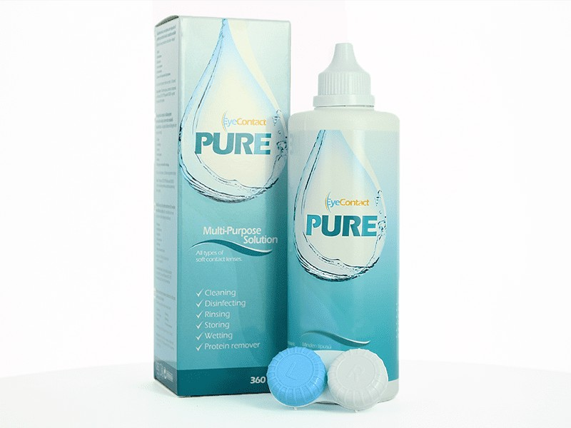 EyeContact PURE (360 ml)