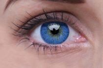 ColourVUE Basic Blue (2 lentile)