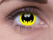 ColourVUE Crazy Bat Crusader (2 lentile)