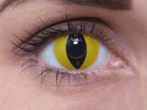 ColourVUE Crazy Cat's Eye (2 lentile)