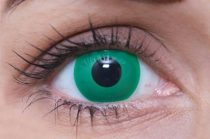 ColourVUE Crazy Emerald Green (2 lentile)