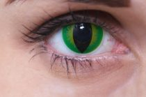 ColourVUE Crazy Green Dragon (2 lentile)