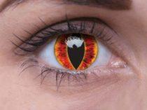 ColourVUE Crazy Sauron's Eye (2 lentile)