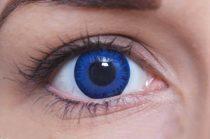 ColourVUE Crazy Space Blue (2 lentile)
