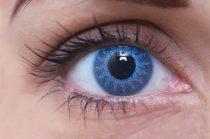 ColourVUE Crazy Solar Blue (2 lentile)