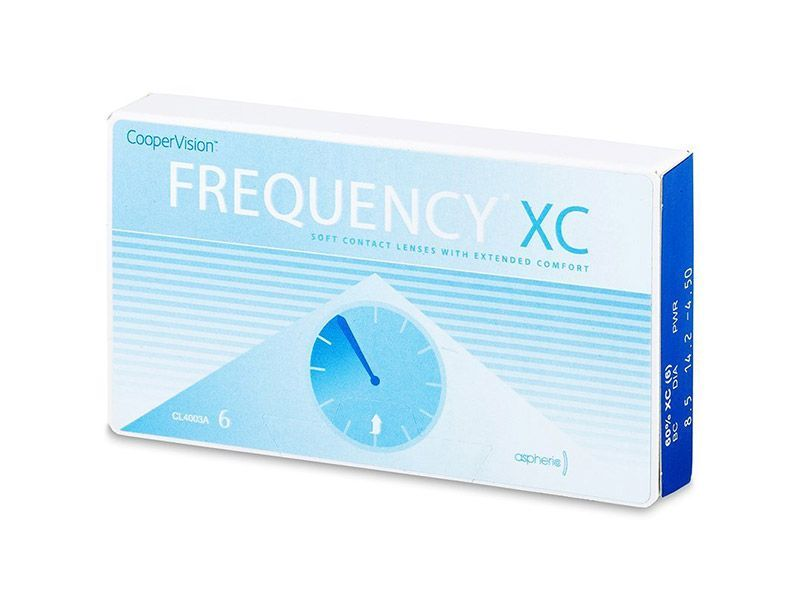 Frequency XC (6 lentile)