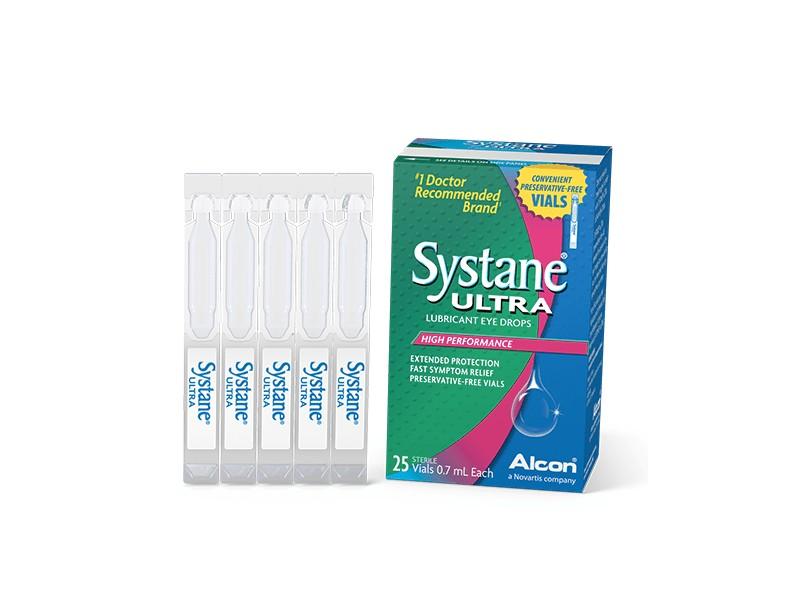 Systane Ultra UD (30x0,7 ml)