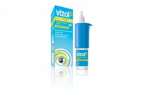 Vizol S 0,21% (10 ml)